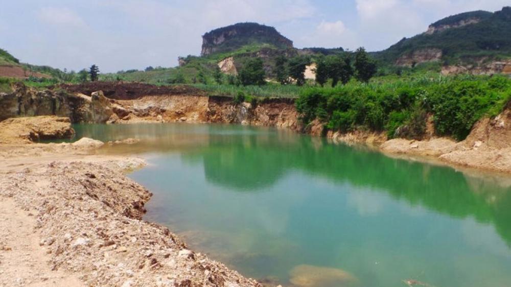 2. Danau Beko Margasari