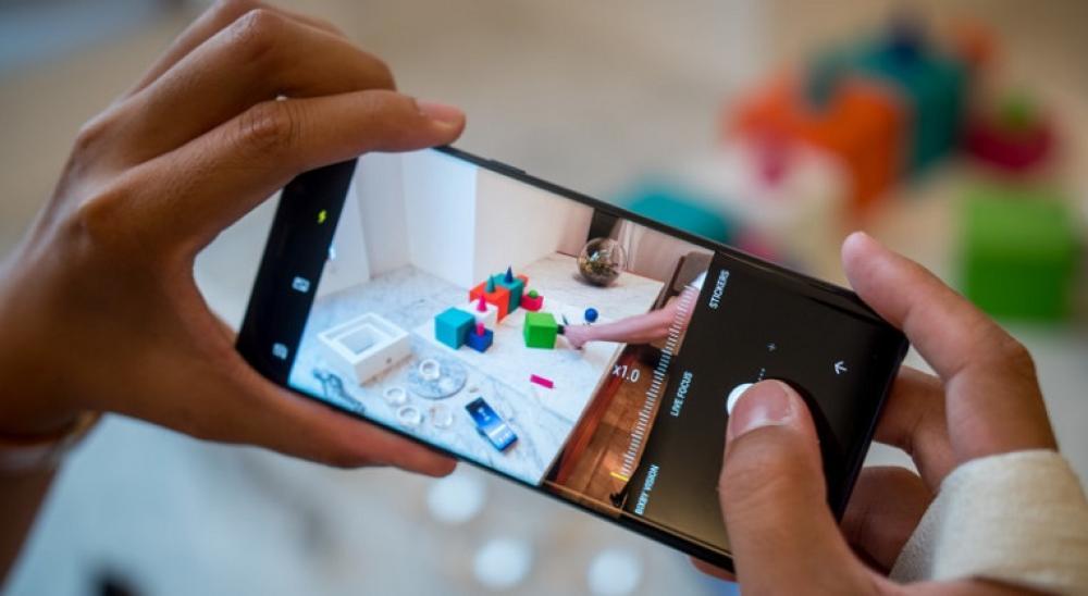 Atur Penyimpanan Otomatis Kamera Ke Sd Card