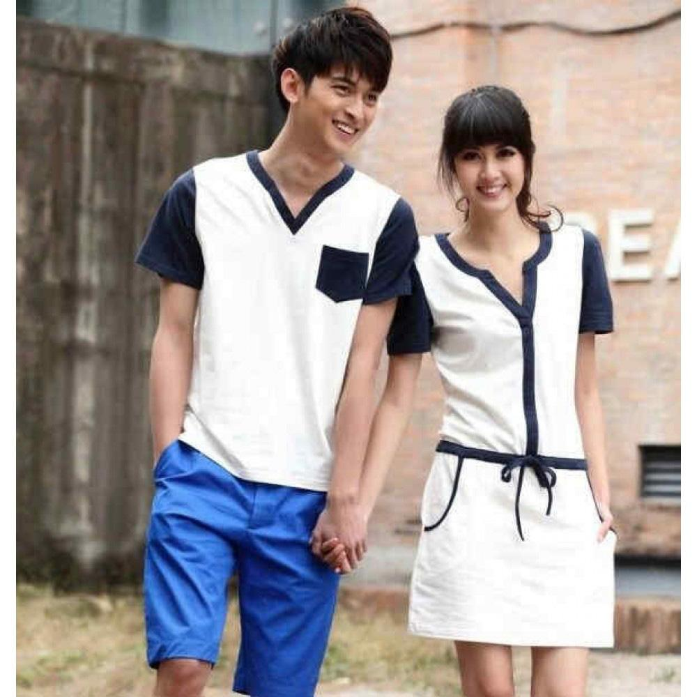 Baju Couple Casual