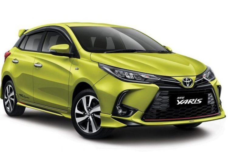 Kelebihan dari Toyota Yaris yang memikat banyak orang